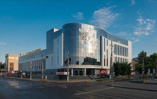 Реконструкция торгового центра «ЦУМ-Киров» в городе Киров
