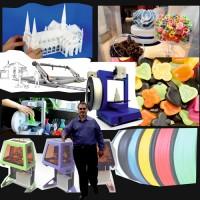 Возможности применения 3D-принтеров в магазинах и торговых центрах.