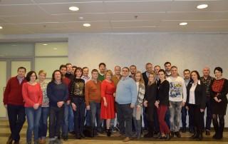 Семинар «Торговые центры и многофункциональные комплексы», Москва, февраль 2015 г.