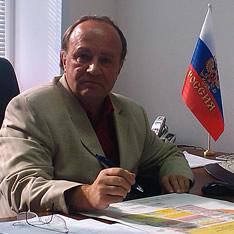 Мелёхин Виктор Александрович, директор торгового центра «СтройПорт», г. Ижевск