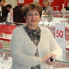 Разаренова Ольга Африкановна, управляющая торгового центра «Кожевники», г. Москва