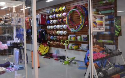 Статья про ассортимент спортивного магазина