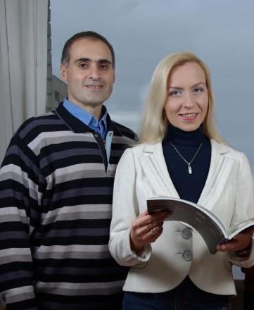 Кира & Рубен Канаян, авторы книги «Мерчандайзинг»