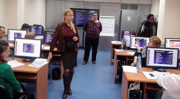Семинар Киры и Рубена Канаян «Торговые центры и многофункциональные комплексы», март 2012, Москва