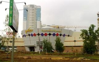 Торговый центр «Сомбреро», г. Москва
