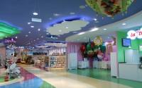 Интерьер детского супермаркета Акбота
