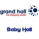 Логотип - Торгово-развлекательный центр «ТРЦ «Grand Hall» и ТЦ «Baby Hall», Кишинёв»