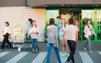 Промо-акции в торговом центре «Цветной парк»