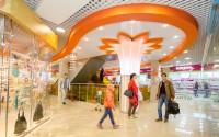Дизайн интерьера торгового центра «Цветной парк», 2 этаж