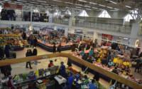 Интерьер Центрального рынка Тюмени