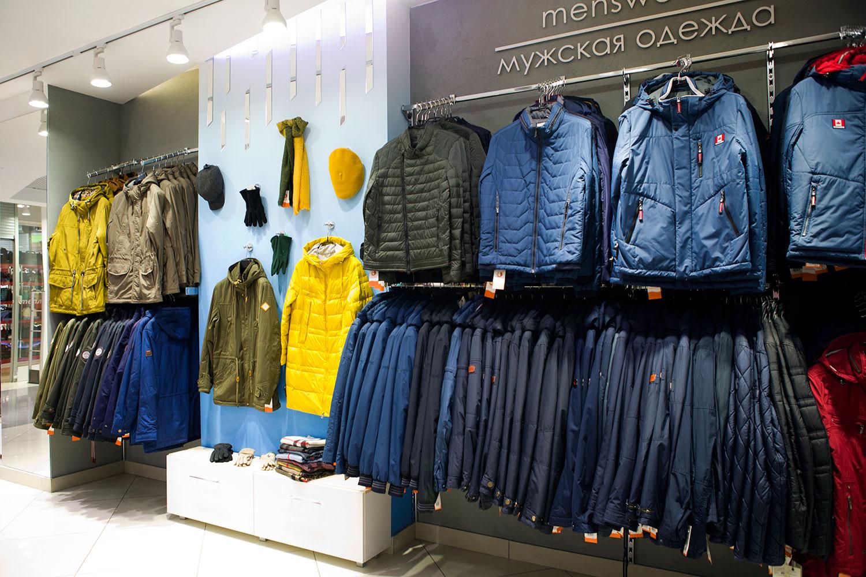 e535c27e8a78dc1 Siberina, сеть магазинов верхней одежды – Проектирование и дизайн ...
