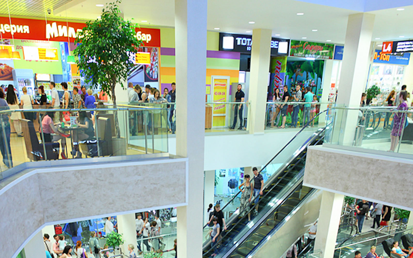 Торгово-развлекательный центр «Планета», Йошкар-Ола