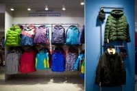 Дизайн-проект сети магазинов верхней одежды Siberina