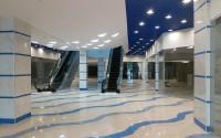 Интерьер ТЦ «Стройпорт» в Ижевске