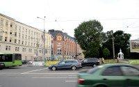 Фасад ТРЦ «Европа», Калиниград