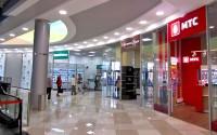 Интерьер торгово-офисного центра «Гулливер-Парк»