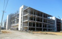 Строительство ТРЦ «Ривьера» в Липецке