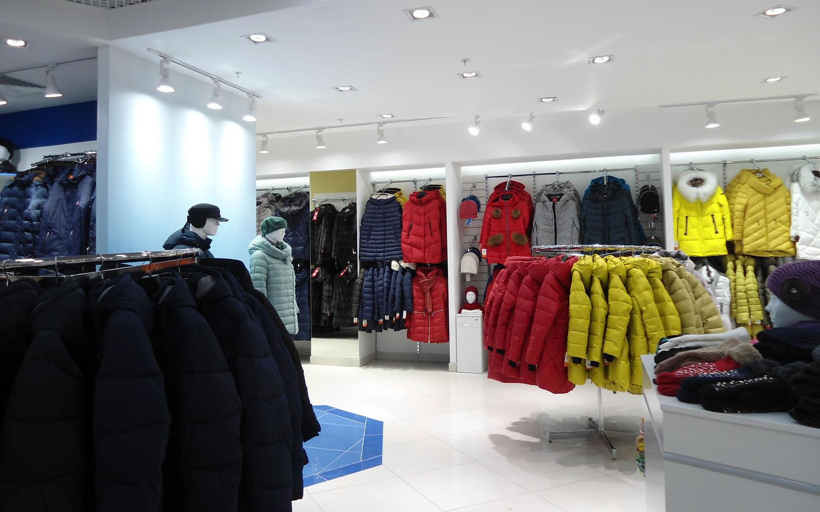 Магазин Верхней Детской Одежды