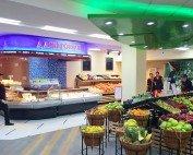 Дизайн-проект супермаркета «Мир Вкуса», Астана