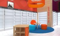 Дизайн-проект книжного магазина «Книголюбов»