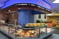 Дизайн рыбного отдела деликатесного супермаркета «АСТАНА - Мир Вкуса»