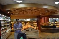Дизайн хлебо-булочного отдела деликатесного супермаркета «АСТАНА - Мир Вкуса»