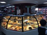Дизайн кондитерского отдела деликатесного супермаркета «АСТАНА - Мир Вкуса»