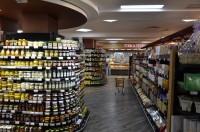 Дизайн торгового зала деликатесного супермаркета «АСТАНА - Мир Вкуса»