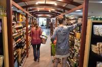 Дизайн вино-водочного отдела деликатесного супермаркета «АСТАНА - Мир Вкуса»
