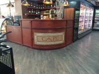 Дизайн кафетерия в деликатесном супермаркете «АСТАНА - Мир Вкуса»
