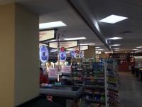 Дизайн прикассовой зоны деликатесного супермаркета «АСТАНА - Мир Вкуса»