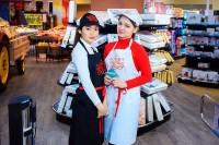 Дизайн фирменной одежды для сотрудников супермаркета «АСТАНА - Мир Вкуса»