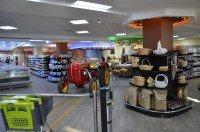 Дизайн-проект деликатесного супермаркета «АСТАНА - Мир Вкуса»