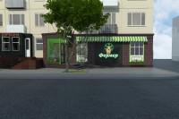 Дизайн-проект мясного магазина «Фермер»