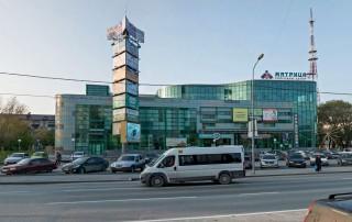 Торговый центр «Матрица», г. Тюмень