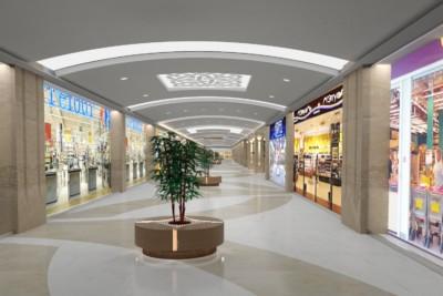 Дизайн ТРЦ «Mega Mall Armenia», Ереван, Армения