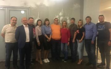 Семинар Киры и Рубена Канаян Маркетинг торговых центров сентябрь 2018