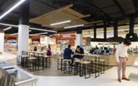 Супермаркет «Вкусмарт» в ТРЦ «Сарыарка»