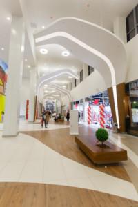 В галереях торгово-развлекательного комплекса «Лотос Plaza» оборудованы комфортные зоны отдыха.